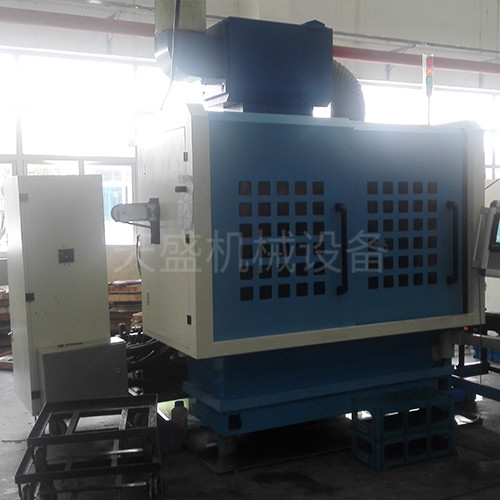 Valve CBN head combination grinding machine