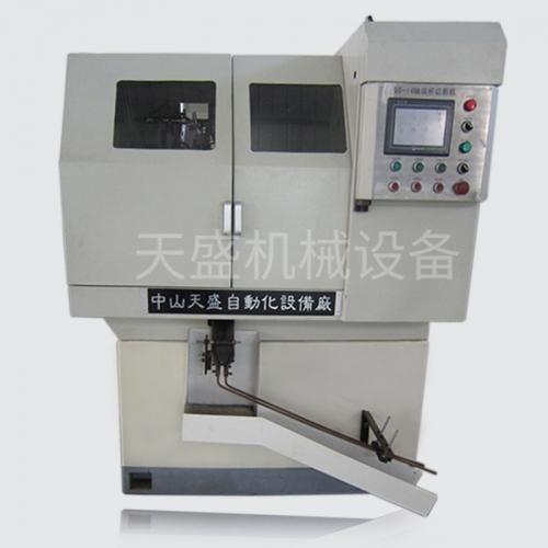 Ordinary grinding wheel total length cutting machine