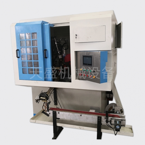 CBN valve stem end grinding machine